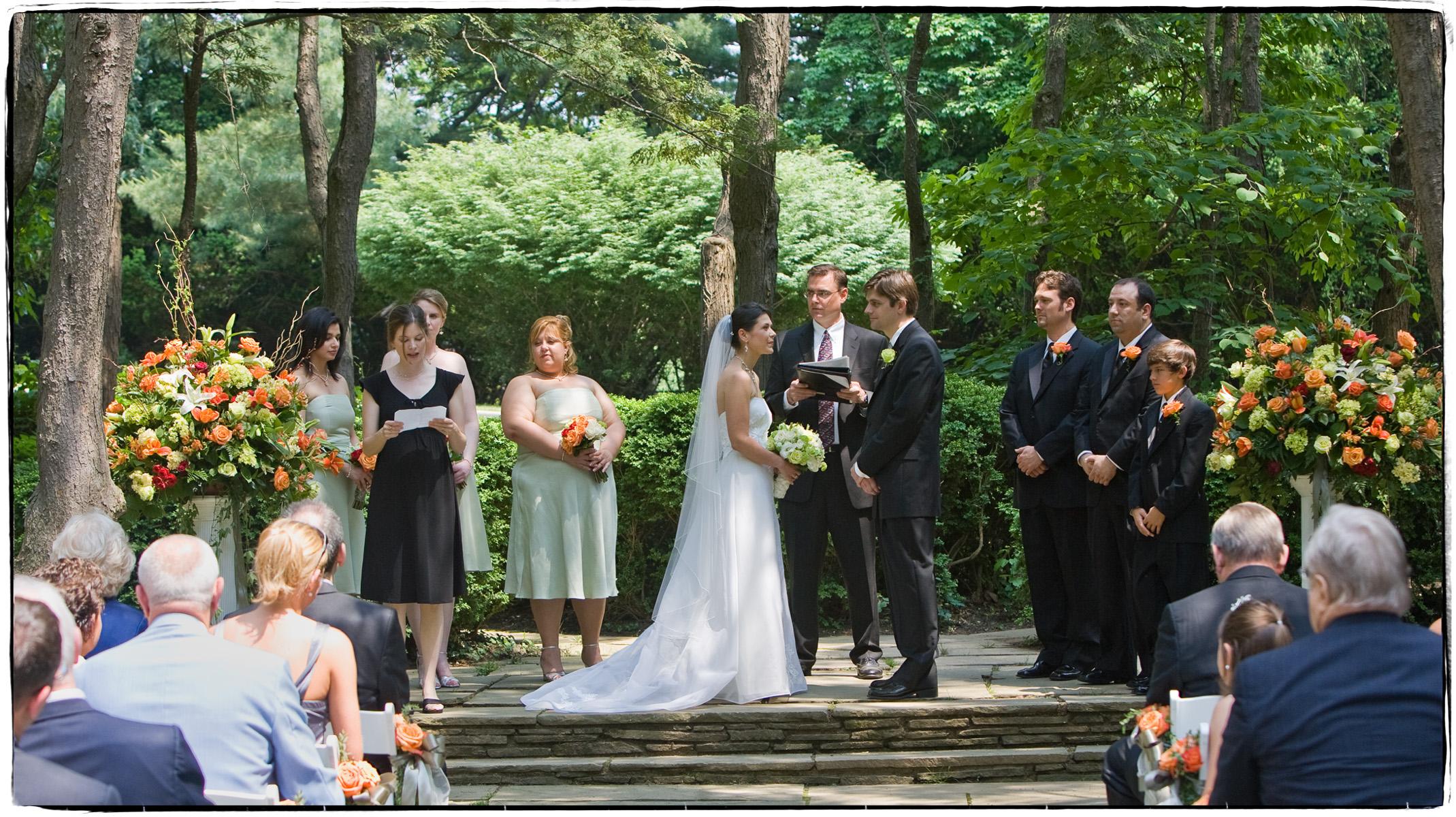 Ceremony Flowers Home